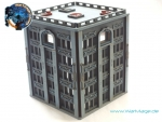 10mm add–on building 5 floors – Art Deco style