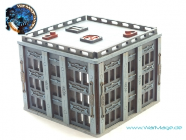 10mm add–on building 3 floors – Art Deco style