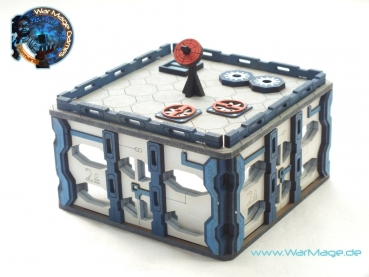 10mm add–on building 2 floors – SciFi style