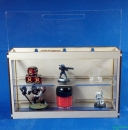 Miniaturen Display Vitrine